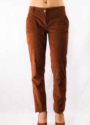 Чиносы брюки вельветовые цвета кемел размер 28 jack&jones premium сша