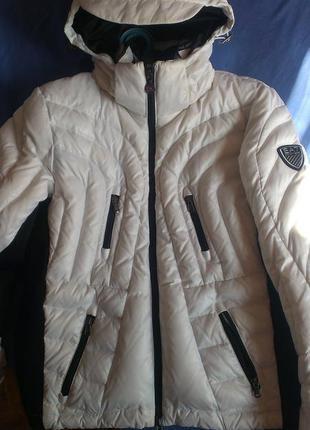 Пуховик, куртка emporio armani ea7