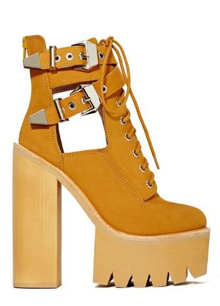 Продам ботинки/босоножки jeffrey campbell, 38, 2300 грн