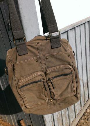 Текстильна сумка.