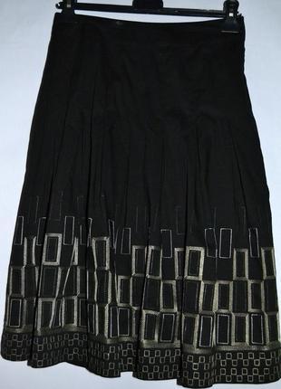 Шикарная юбка с красивой раскраской!