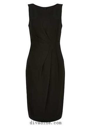 Черное платье zara hobbs