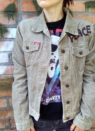 Вельветовый пиджак flashhlights