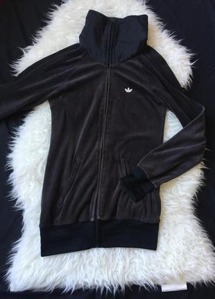 Олимпийка/ кофта на замочке adidas