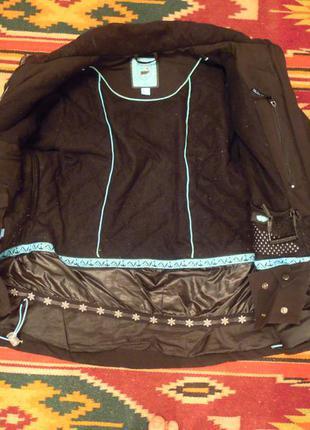 Лыжная термо куртка бренда polar dreams