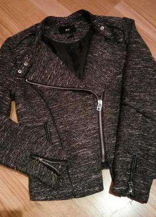 Куртка (косуха) h&m