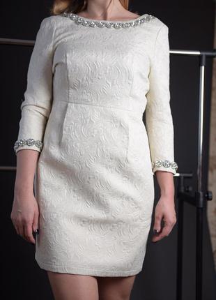 Красивое платье от lamania