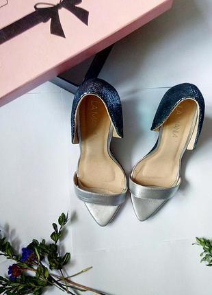 Новые туфли от lamania.