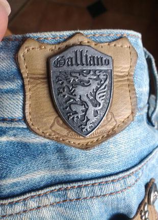 Супер-джинсы calliano, р.30/34
