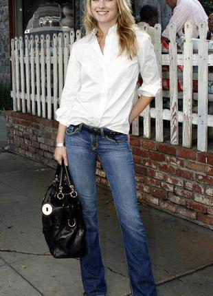 Фирменные джинсы california dream whoau bootcut jeans