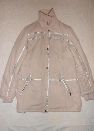 Куртка outventure светло-серого цвета