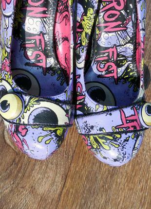 Туфли фирменные iron fist