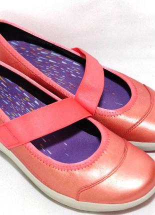 Clarks  кожаные туфли балетки 36, 37, 38, 39, 40, 41, 41. 5