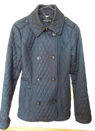 Фирменная демисезонная куртка savage