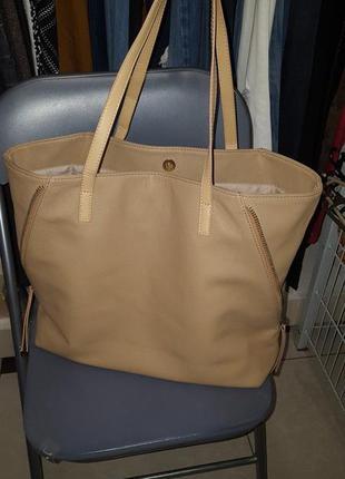 Стильная сумка шоппер mango, оригинал - смотрите все сумки в моих обьявлениях