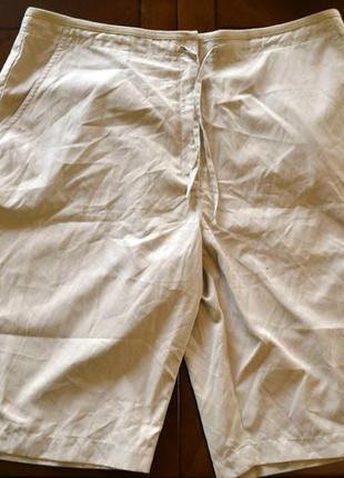 Бежеві шорти, великого розміру, бренду cotton traders!