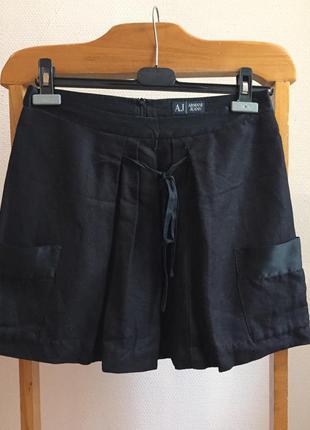 Юбка armani jeans оригинал. размер s