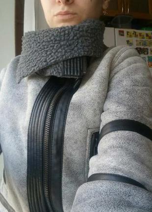 Крутая куртка-косуха kookai