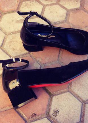 Женские туфли/туфли каблук/высокий каблук/средний каблук/низкий каблук/красная подошва