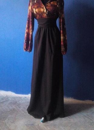Элегантное платье макси