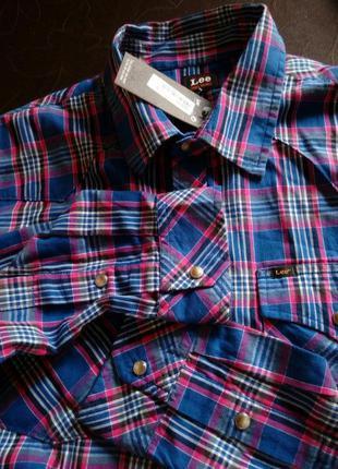 Оригинальная рубашка lee
