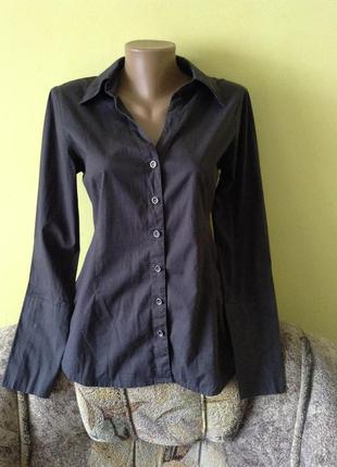 Блузки и рубашки серий-темно розмір-38