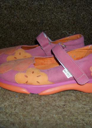 Стильные яркие кожаные туфли от kenzo оригинал