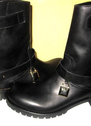 Стильные ботинки patrizia pepe,италия,раз 40 по стельке 26.5см