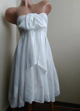 All saints xana beach dress xs s m