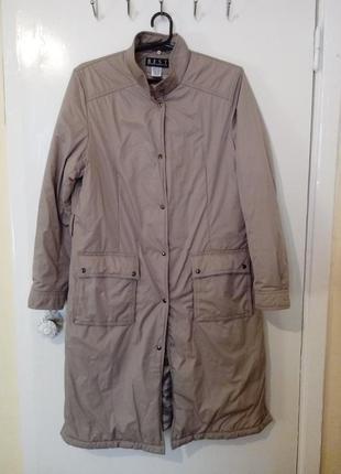 Стильное демисезонное пальто + подарок
