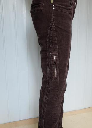 Armani jeans вельветовые брюки оригинал размер 28-29