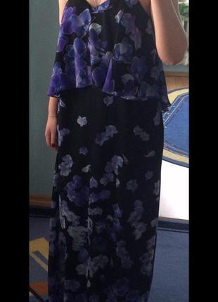 Новое летнее платье gizia