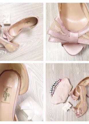 Супер туфли... просто шикарные, очень нежные...