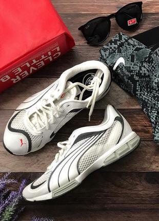 Фирменные кроссовки puma из дышащего текстиля с амортизацией    sh1418    puma