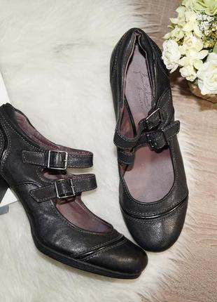 (41р./27см) footglove! кожа! красивые туфли в классическом стиле