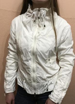 Легкая куртка armani jeans