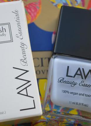 Лак для ногтей law beauty essentials 11 мл (сша)