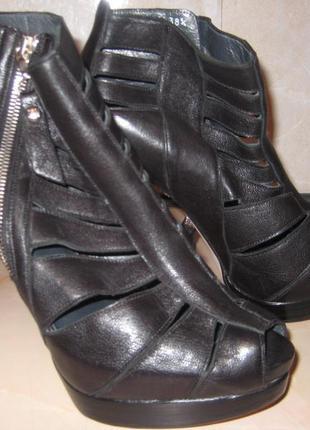 Шикарные новые туфли на высоком каблуке stuart weitzman оригинал