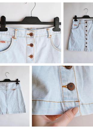 Юбка-трапеция buffalo jeans
