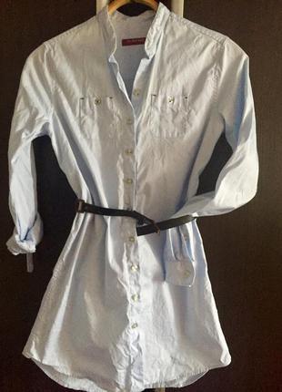 Рубашка платье u.s polo assn