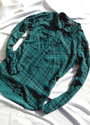 Рубашка reserved 100% вискоза