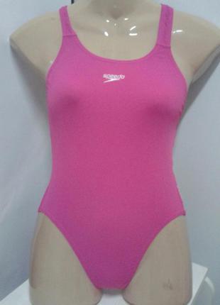 Спортивный яркий купальник speedo 30(xxxs)