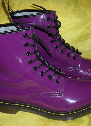 Кожаные ботинки dr. martens р 42 (27,5 см) отлич сост