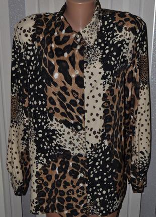 Большой выбор рубашек и блузок разных размеров и фасонов блузка вискоза 100%ххл- хххл