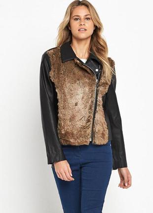 Куртка-косуха для девушки, англия.