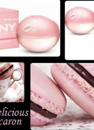 Dkny sweet delicious pink macaron оригинал.лимитированная серия