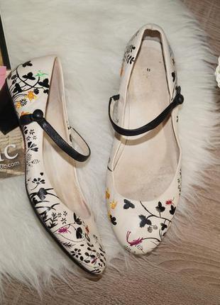 (37,5р./24,5см) camper! кожа! красивые и комфортные туфли