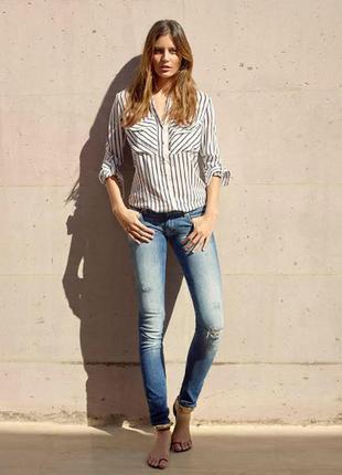 Крутая рубашка mavi jeans