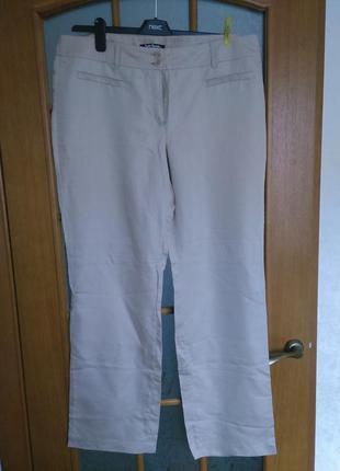 Летние легкие брюки