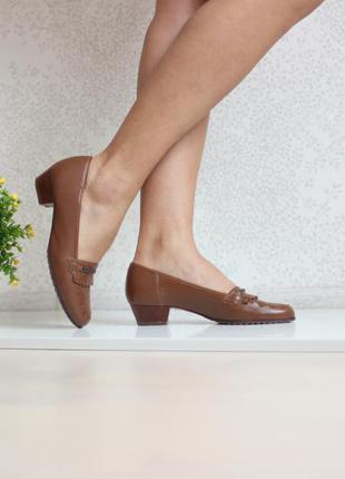 Новые кожаные туфли оксфорды лоферы, бренд puppies